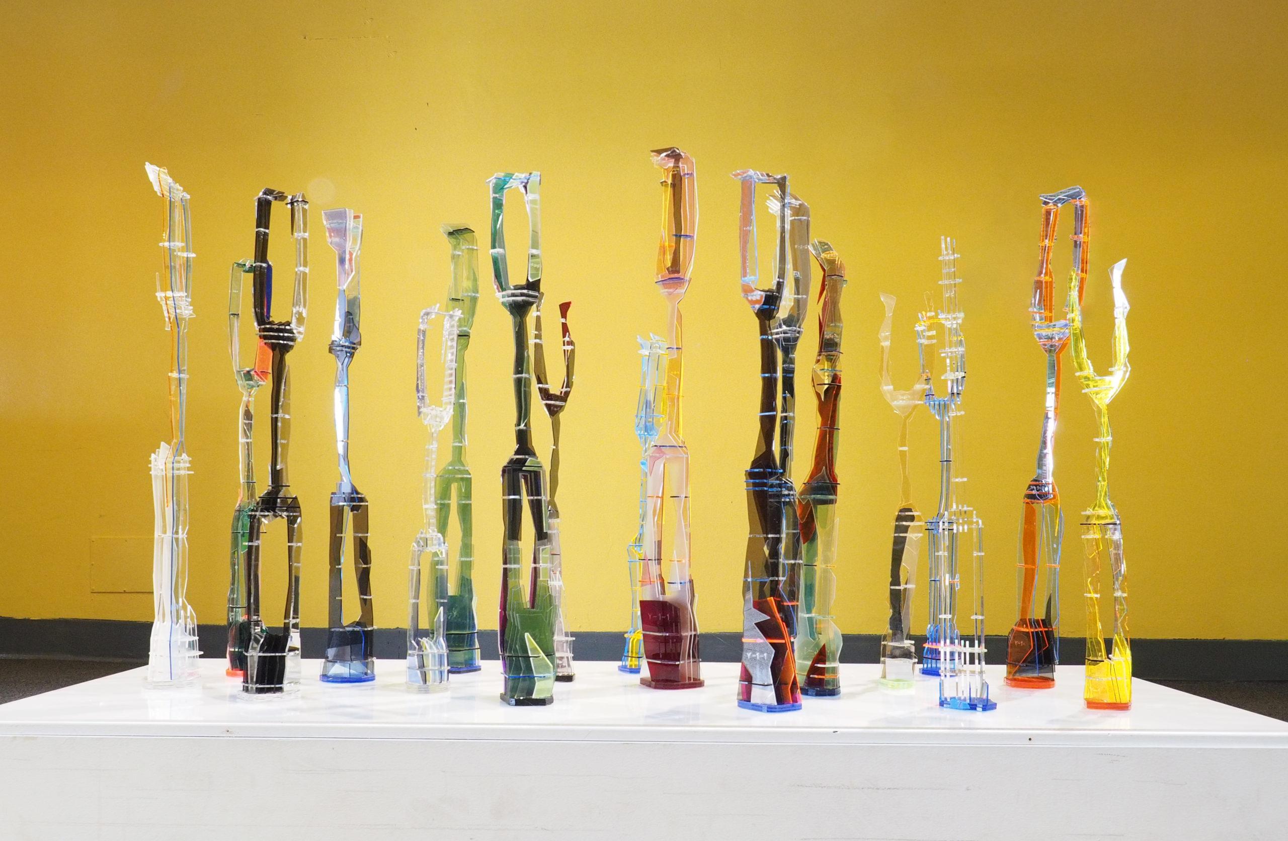 Sculptures by Roberto Visani